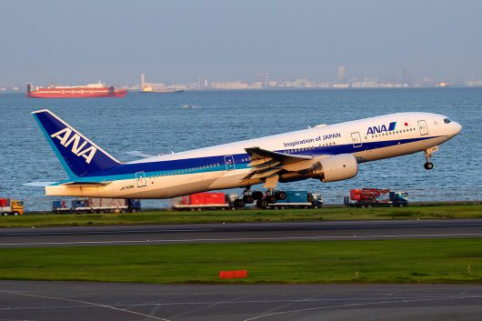 NH/ANA/全日空  B777-200ER JA709A