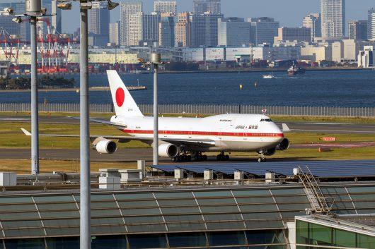 JASDF/航空自衛隊 B747-400 20-1101