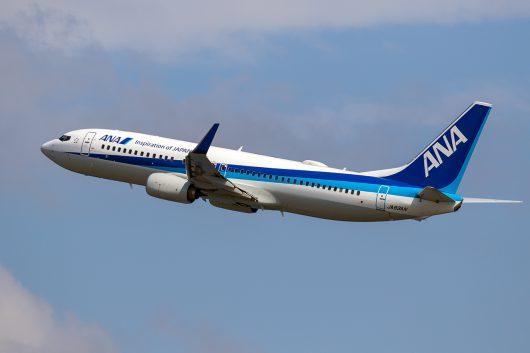 NH/ANA/全日空 B737-800 JA83AN
