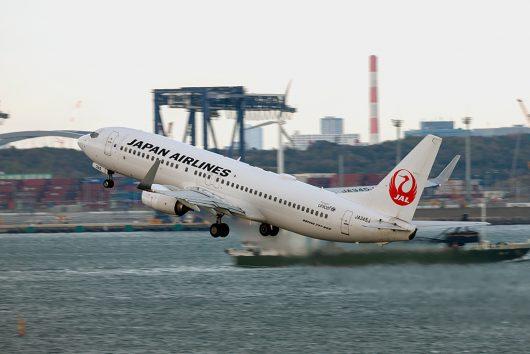 JL/JAL/日本航空 B737-800 JA345J