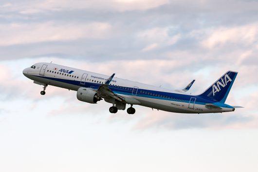 NH/ANA/全日空 A321Neo JA137A