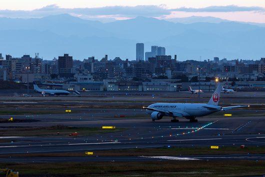 JL/JAL/日本航空  B777-200ER JA709J