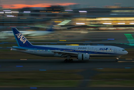 NH/ANA/全日空  B777-200ER JA745A