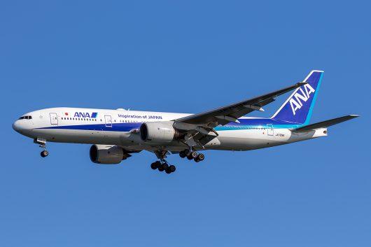 NH/ANA/全日空 MH644 B777-200ER JA709A