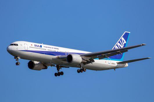 NH/ANA/全日空 NH250 B767-300 JA8674
