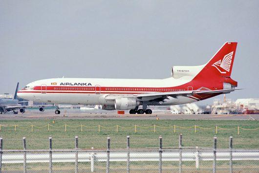 UL/ALK/スリランカ航空 L-1011 4R-ULB