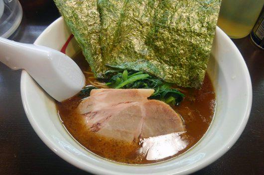 ラーメン(細麺)500円