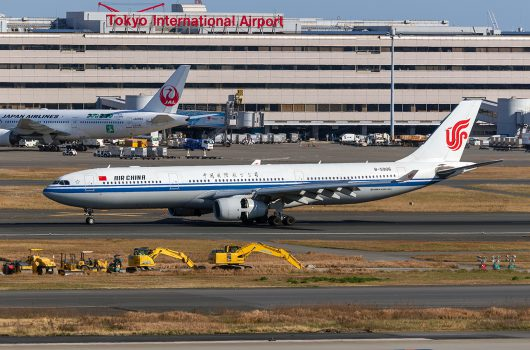 CA/CAA/中国国際航空 A330-300 B-5906