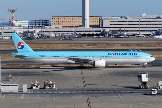 KE/KAL/大韓航空  B777-300 HL7534