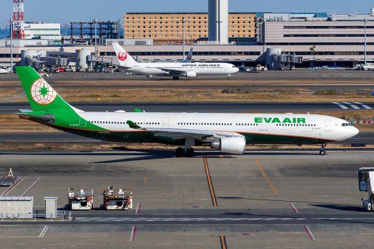 BR/EVA/エバー航空  A330-300 B-16337