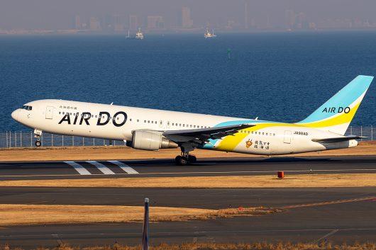 HD/ADO/エアドゥ  B767-300 JA98AD