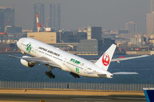 JL/JAL/日本航空  B777-200 JA8984