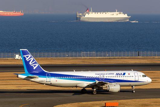 NH/ANA/全日空  A320 JA8947