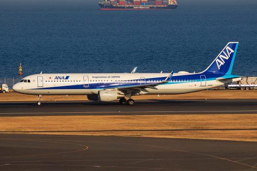 NH/ANA/全日空  A321Neo JA111A