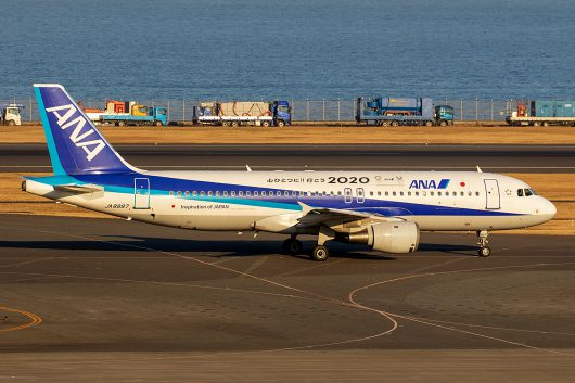 NH/ANA/全日空  A320 JA8997