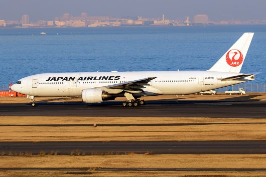 JL/JAL/日本航空  B777-200 JA8978