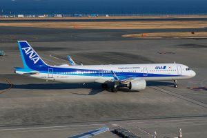 NH/ANA/全日空 A321Neo JA135A