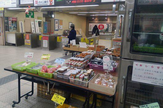 長野電鉄長野駅