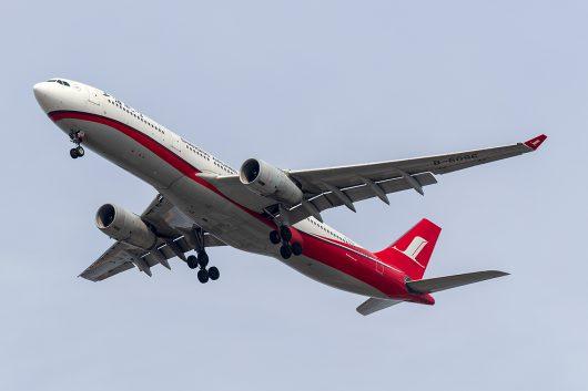 FM/CSH/上海航空  A330-300 B-6096