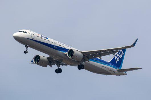 NH/ANA/全日空  A321Neo JA136A