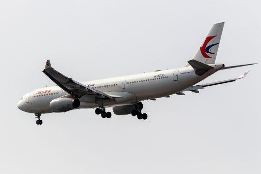 MU/CES/中国東方航空  A330-300 B-6095
