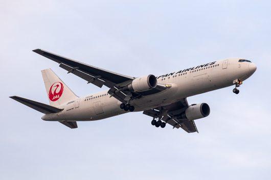 JL/JAL/日本航空  B767-300ER JA658J