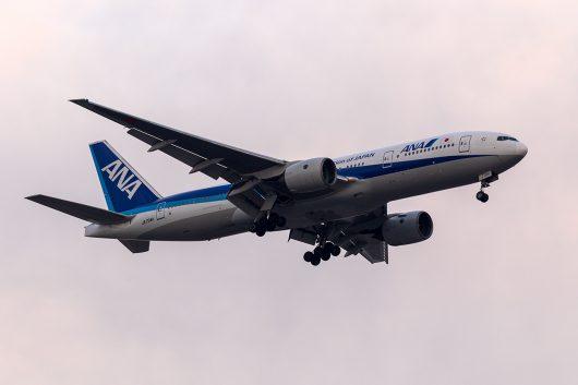 NH/ANA/全日空  B777-200 JA704A