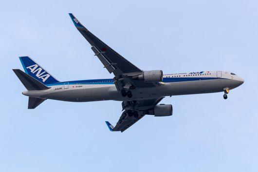 NH/ANA/全日空  B767-300ER JA626A