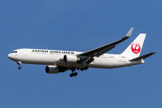 JL/JAL/日本航空 JL785 B767-300ER JA617J