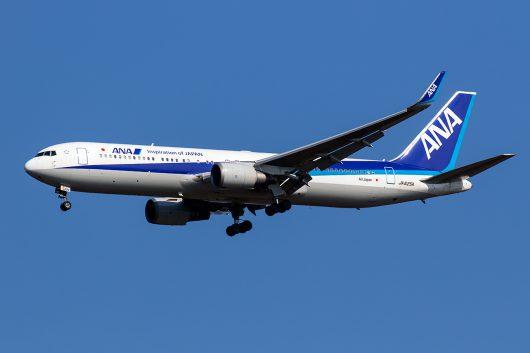 NH/ANA/全日空 NH824 B767-300ER JA625A