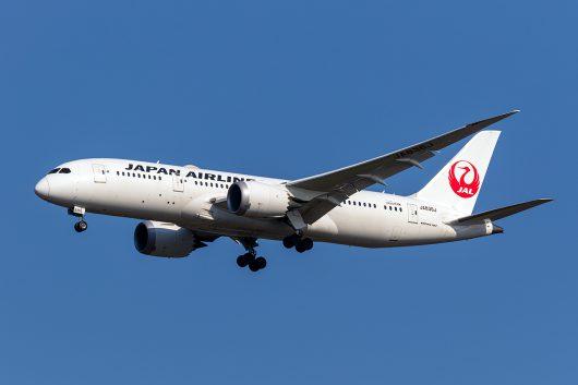 JL/JAL/日本航空 JL746 B787-8 JA836J