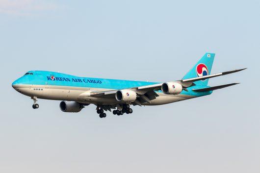 KE/KAL/大韓航空 KE551 B747-8F HL7623