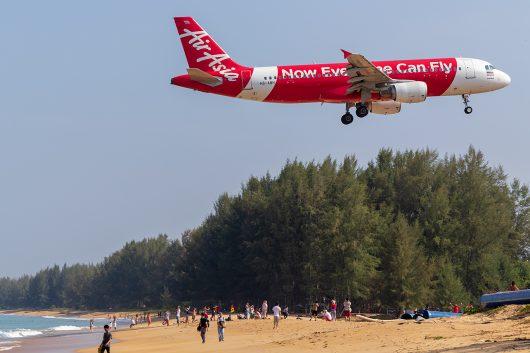 FD/AIQ/タイ・エアアジア  A320 HS-ABH