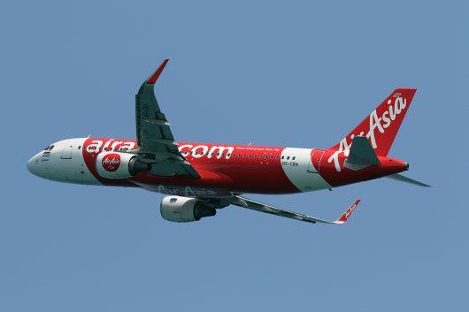 FD/AIQ/タイ・エアアジア FD3161 A320 HS-CBA