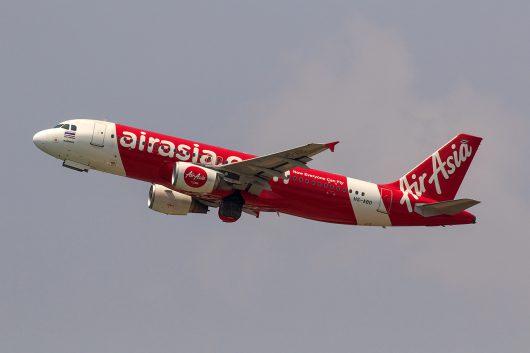 FD/AIQ/タイ・エアアジア FD3092 A320 HS-ABO