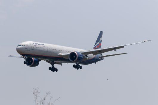 SU/AFL/アエロフロート・ロシア航空  B777-300ER VP-BGD