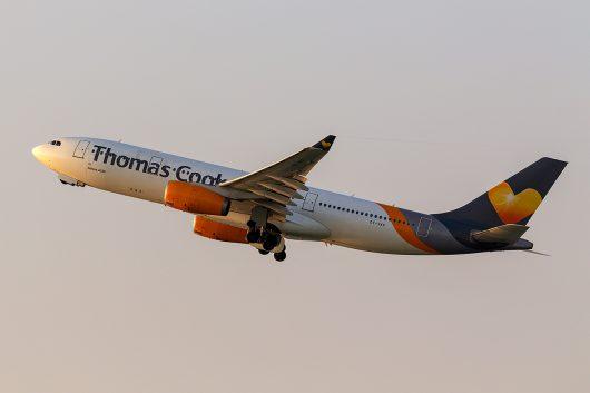 DK/VKG/トーマス・クック スカンジナビア DK2565 A330-200 OY-VKF