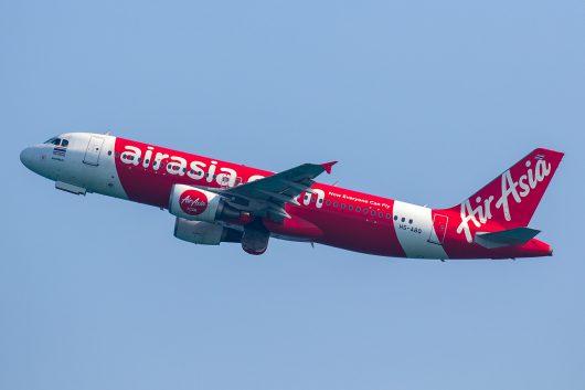 FD/AIQ/タイ・エアアジア FD3002 A320 HS-ABQ
