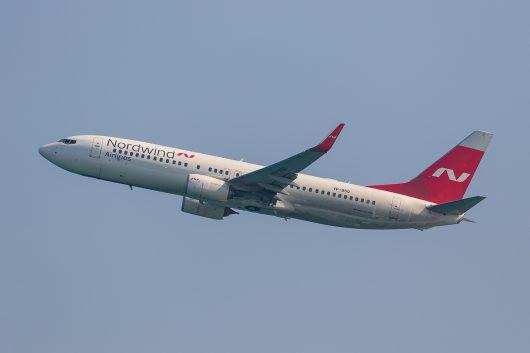 N4/NWS/ノードウィンド航空 N42708 B737-800 VP-BSQ
