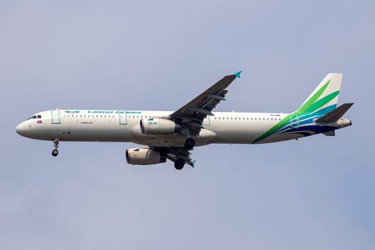 LQ/MKR/ランメイ・エアラインズ LQ670 A321 XU-919
