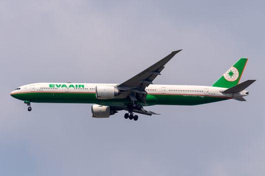 BR/EVA/エバー航空 BR211 B777-300ER B-16718