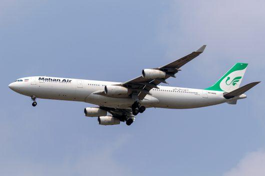 W5/IRM/マーハーン航空 W556 A340-300 EP-MMD