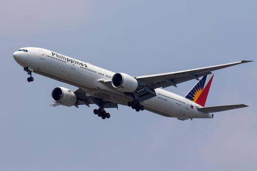 PR/PAL/フィリピン航空 PR730 B777-300ER PR-C7777