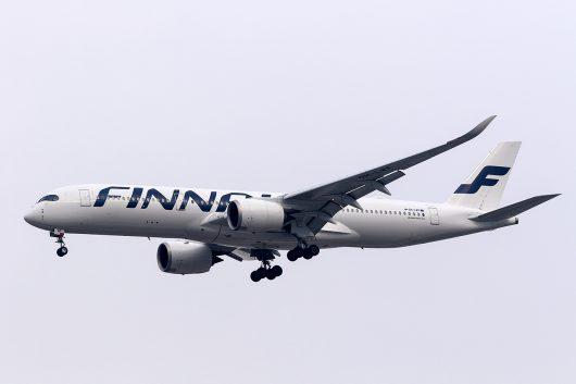 AY/FIN/フィンランド航空 AY141 A350-900 OH-LWF