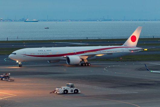 JF/JASDF/航空自衛隊 80-1111 B777-300ER