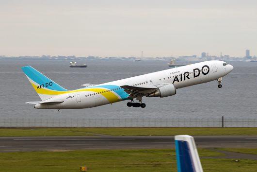 HD/ADO/エアドゥ  B767-300ER JA613A