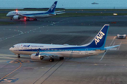 NH/ANA/全日空  B737-800 JA88AN