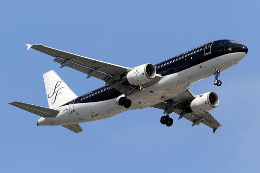 7G/SFJ/スターフライヤー 7G46 A320 JA08MC