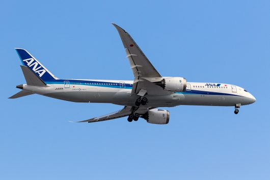 NH/ANA/全日空 NH90 B787-9 JA830A