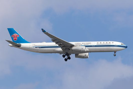 CZ/CSN/中国南方航空 CZ385 A330-300 B-1063